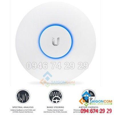 Thiết bị thu phát sóng WiFi - Ubiquiti UniFi® AP-AC-HD