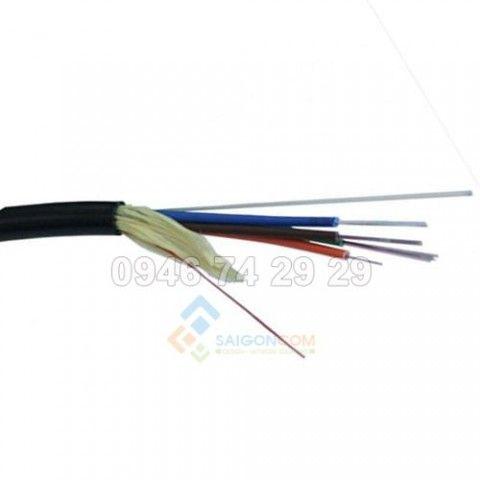Cáp quang AMP 4FO chính hãng, FO cable, osp, 4fo 50/125