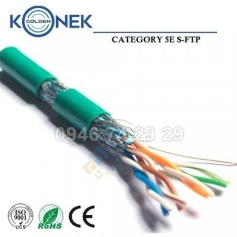 Cáp Golden Konek  SFTP Cat5e