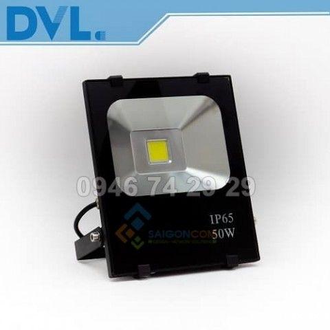 Đèn LED nhà xưởng Hight Bay  DVL  50W 256x220x45