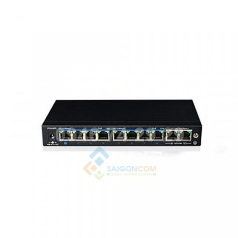 Switch ionnet 8 Ports 10/100Base-TX (PoE) Ethernet