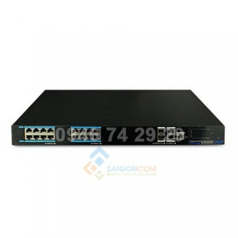 Switch Ionnet16 Ports PoE Full Gigabit Managed Ethernet, 802.3af/at, Support WEB Management 350W