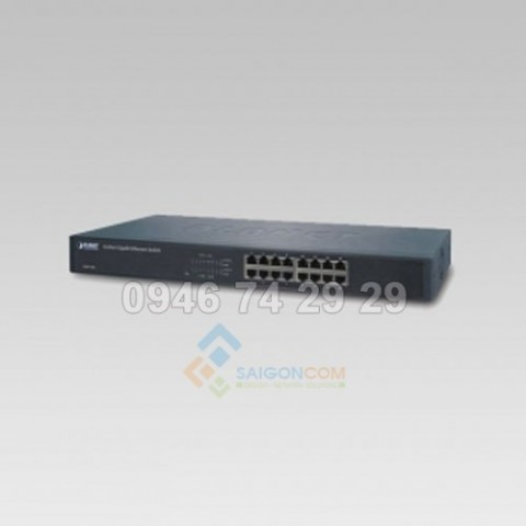 Switch Planet Gigabit Ethernet Switch16-Port