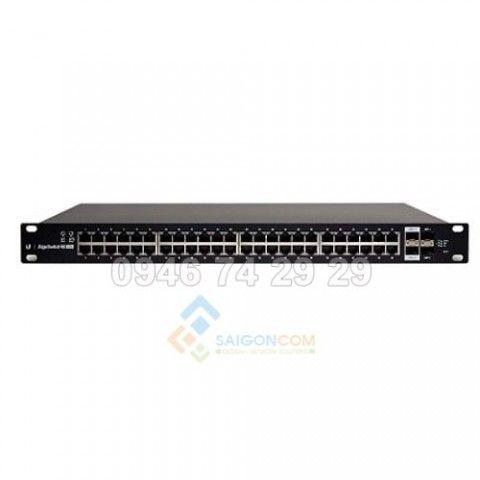 Thiết bị chuyển mạch - Ubiquiti EdgeSwitch™48 500W POE