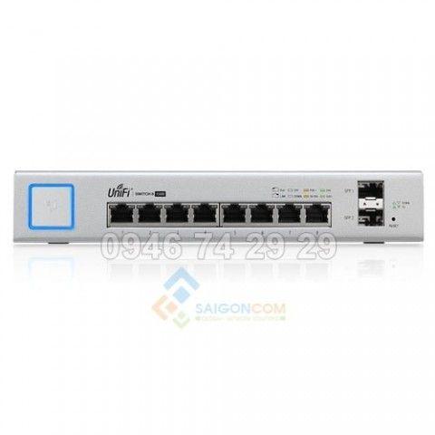 Thiết bị chuyển mạch UniFi Switch : US-8 Gigabit PoE