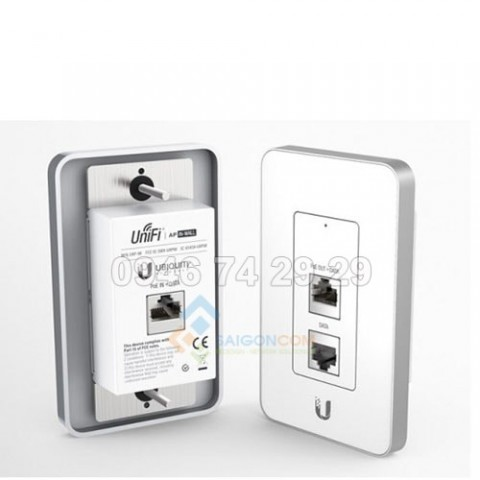 Thiết bị thu phát sóng WiFi -UniFi® AP In-Wall