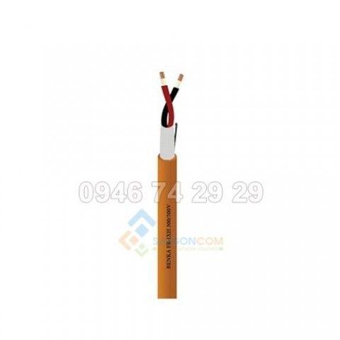 Cáp chống cháy benka Twisted Pair Core 1PR x 2,5 mm2
