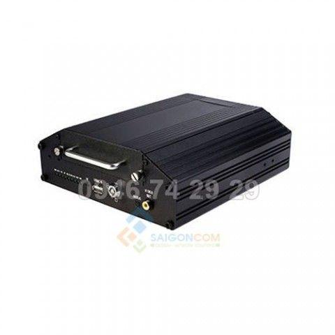 Đầu ghi hỗ trợ 4 kênh vào 720P AHD MDVR GPS + Wifi + 4G