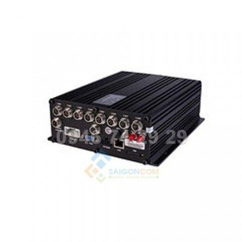 Đầu ghi hỗ trợ 8 kênh vào *1080P AHD MDVR + 1IPC+ 4G+GPS+WIF