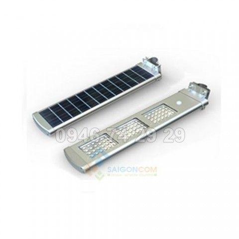 Đèn năng lượng mặt trời 15w trọn bộ