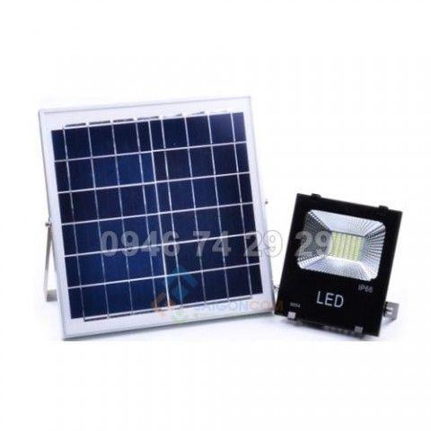 Đèn pha năng lượng mặt trời 100W JD-8800