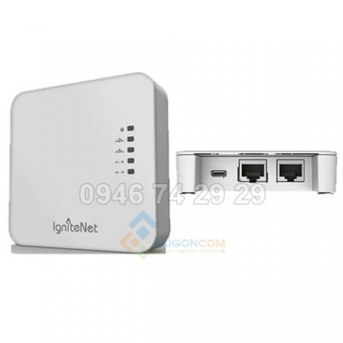 Thiết bị wifi  SP-W2M-AC1200-POE  mini , Wave2 Access Point 1.2 Gbps