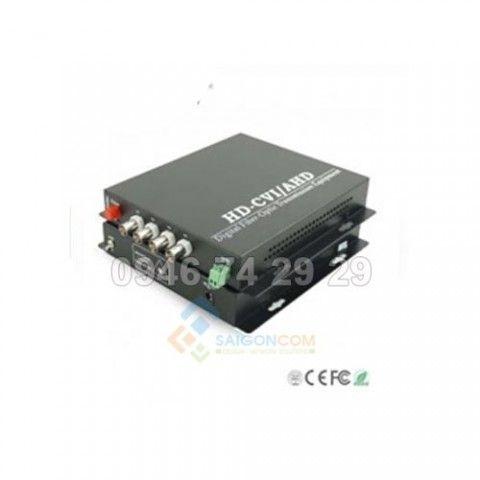 Converter quang  4 kênh sang video 720p