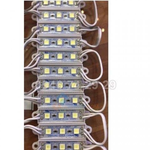 Led module cục sáng samsung 3 bóng 154