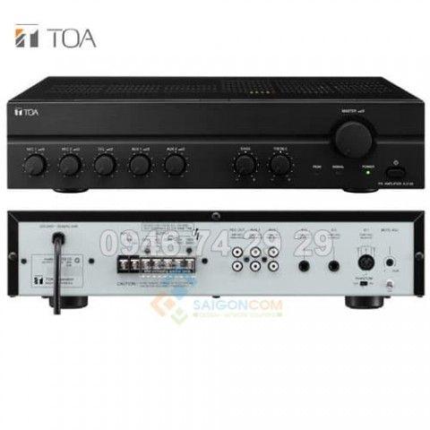Amply Mixer 120W TOA A-2120 H