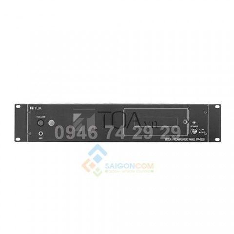 Mixer Preamplifier TOA PP-025B
