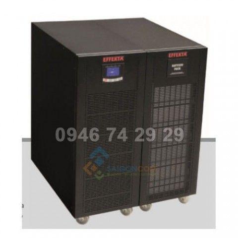 Bộ lưu điện  EFFEKTA   10kVA  - UPS Online , Towe