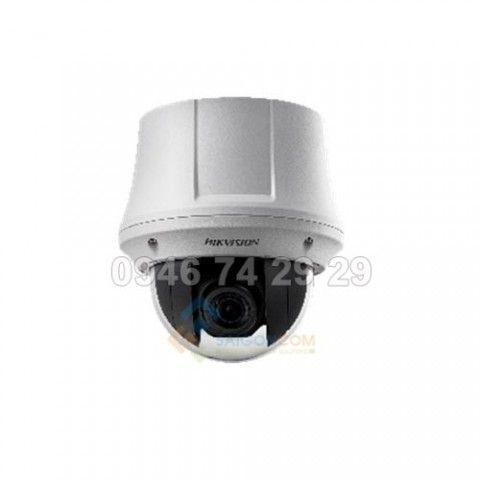 Camera IP Hikvision speed dome trong nhà H.265+ 2MP âm trần