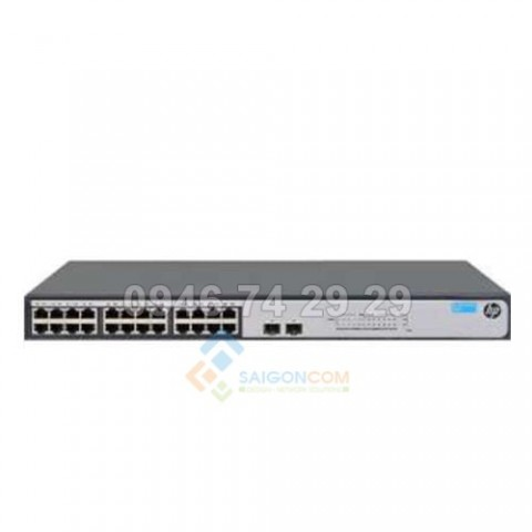 Switch HP Aruba 1420-24G-2SFP (JH017A)