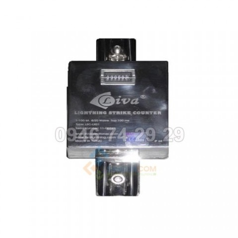 Thiết bị đếm sét LSC-LX01 Liva E.S.E - Turkey