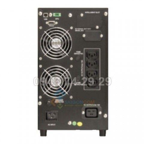 Bộ lưu điện  EFFEKTA   3000VA  - UPS Online , Towe