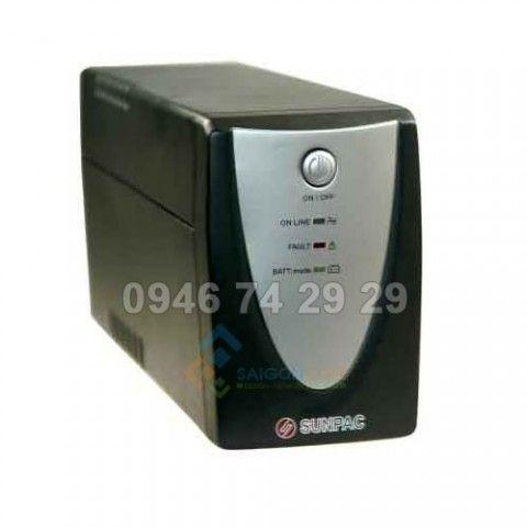 Bộ lưu điện UPS SUNPAC 1400VA tiêu chuẩn