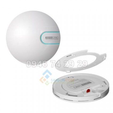Wifi totolink N9 300Mbps ốp trần POE