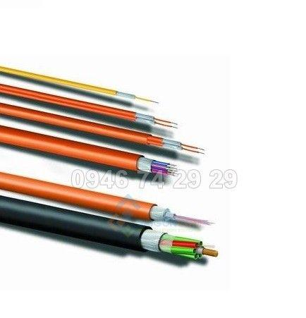 Cáp quang alantek đơn mode, 4 lõi vỏ chống cháy LSZH