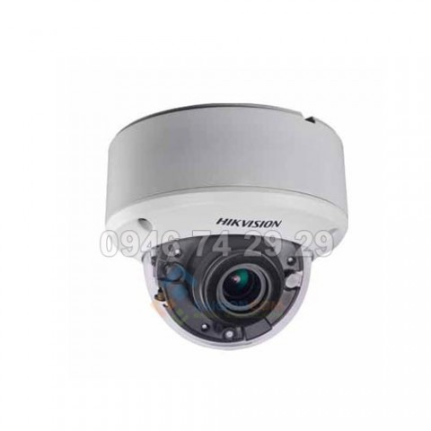 Camera bán cầu Hikvision DS-2CE5AH0T-AVPIT3ZF 5.0MP hồng ngoại 40m