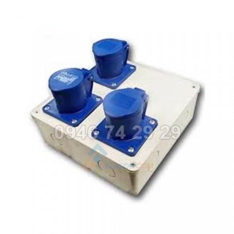 Tủ điện phân phối loại kín nước IP44 NDB313