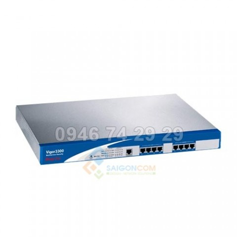 Routers VPN  Vigor3300