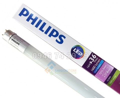 Đèn led tube 8W Philips
