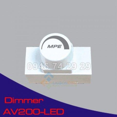 DIMMER ĐÈN LED AV200-LED công suất 200W