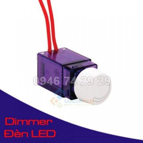 Dimmer đèn LED, đèn Helogen, đèn truyền thống