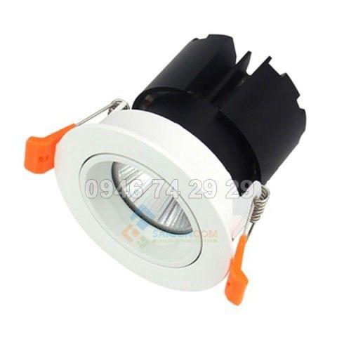 Đèn âm trần 10W mẫu F3 Vinaled