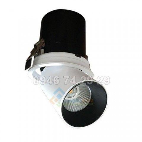 Đèn âm trần 10W mẫu P Vinaled