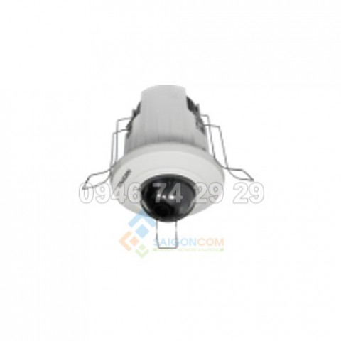 Camera bán cầu Hikvision DS-2CD2E20F-W IP mini âm trần 2.0MP