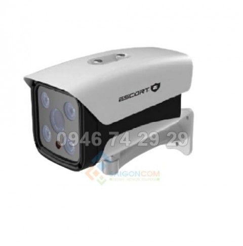 Camera Escort thân TVI hồng ngoại Led ARRAY (Vỏ Sắt) ESC-2018TVI 2.0M.p