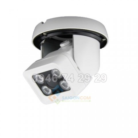 Camera Escort IP DOME hồng ngoại Led ARRAY (vỏ sắt) ESC-A1011ND 1.0MP