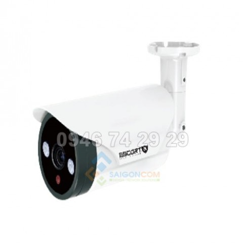 Camera Escort IP thân hồng ngoại Led ARRAY (vỏ sắt) ESC-1309NT 1.3MP