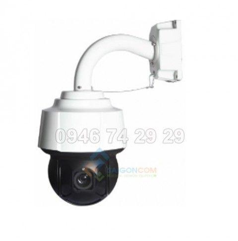 Camera Escort Speed dome TVI hồng ngoại Led Array Zoom quang 36X , 2.0 M.p