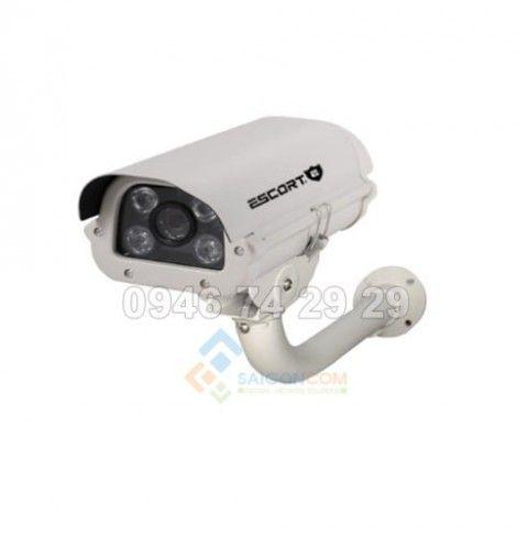Camera Escort IP Thân tích hợp công nghệ PoE ,hồng ngoại Led ARRAY (vỏ sắt) ESC-PA2019NT 2.0MP