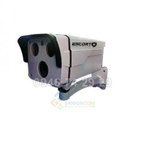 Camera Escort thân TVI hồng ngoại Led IR (Vỏ Sắt) ESC-810TVI 2.0M.p