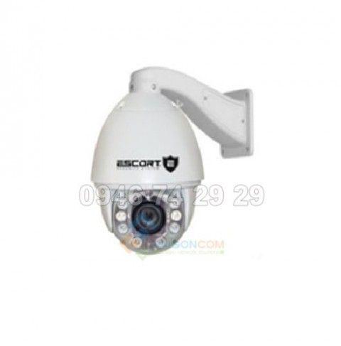 Camera Escort ESC-IP806HAR 2.0 Speed dome IP  thế hệ mới hồng ngoại Led Array Zoom quang 30X , 2.0 Megapixel