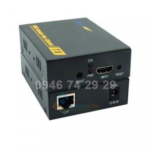 BỘ THIẾT BỊ TRUYỀN DẪN TÍN HIỆU HDMI  G-HDV-ER120T/R HDMI nối dài 150m