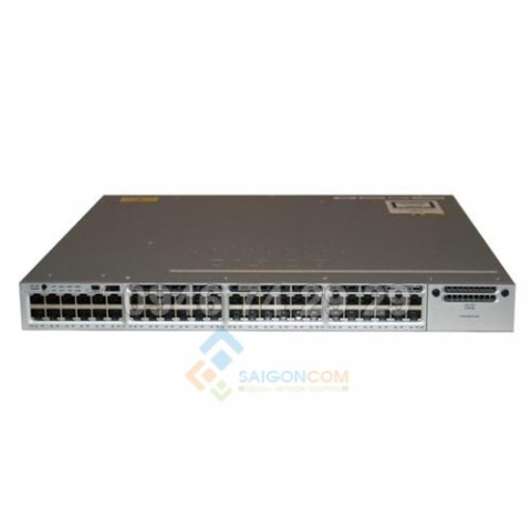 Switch Cisco Catalyst 3850-48T-S Layer 3 (Core Switch) WS-C3850-48TS