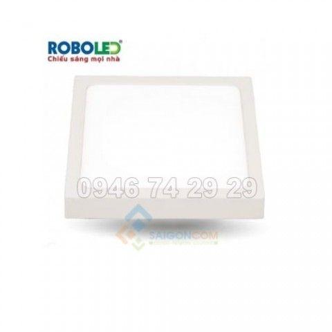 Đèn panel ốp trần vuông 15W Roboled