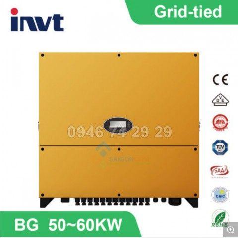 Inverter BG 20kw 3 pha 2 MPPT