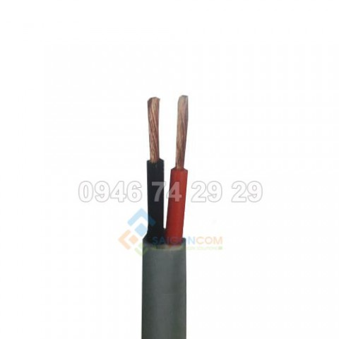 Dây cáp điện ThiPha Cable CVVm 2x6