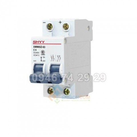 Cầu dao 2P 400VDC 16A -32A -63A